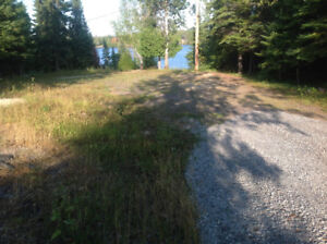 Remi Lake waterfront lots for rent