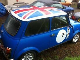 Austin Mini (Race car) 1380cc