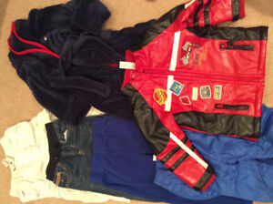 **14 Items Boy Clothing Size 3 Includes Lightning McQueen Jacket