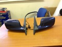 Genuine BMW E46 Coupe/Convertible Electric Powerfold Mirrors & Switch