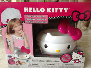 Brand new box , hello kitty chocolate boutique age 6+