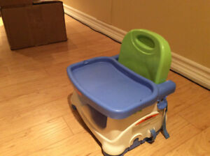 Fisher Price high chair feeding chair