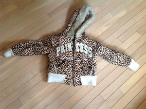 Girls coat size 5/6