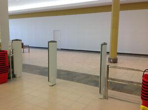 Installation portique antivol RF et Sensormatic (remis a neuf ) West Island Greater Montréal image 8