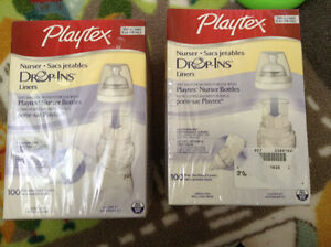 Playtex drop-in liners
