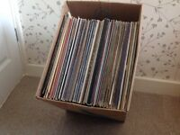 Box of approximately 75 lps