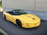 2002 Pontiac Trans Am 5.7 litre Berline
