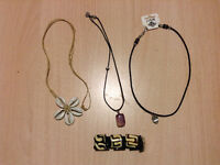 Four Piece Jewellery Collection