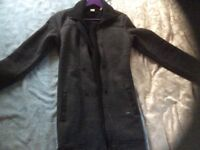 Size 10 O'Neil winter fitted coat