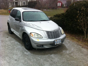 2003 Chrysler PT Cruiser GT Wagon