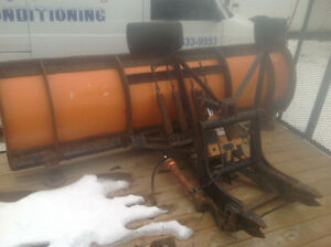 8' arctic ploy snow plow with mount  $1300