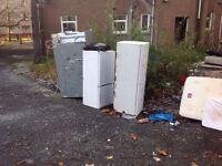 Free Four fridges for scrap