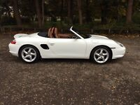 PORSCHE BOXSTER 2.7 6 SPEED 53 PLATE VERY GOOD CONDTION
