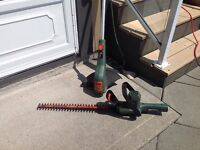 Hedge trimmer, B&D Electric