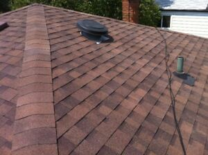 ROOF –EAVESTROUGH –SIDING –SOFFIT –CHIMNEY–ALUMIN CAPPING