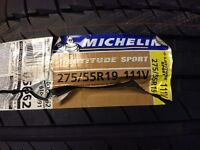 Brand New Michelin-Latitude Sport Tires 275/55/R19 Edmonton Edmonton Area Preview
