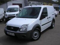 FORD TRANSIT CONNECT T200 NO VAT White Manual Diesel, 2011