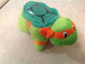 Pillow pet dream lites tmnt