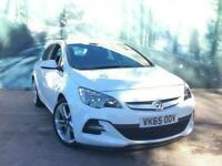 2015 65 VAUXHALL ASTRA 1.4 LIMITED EDITION 5D 140 BHP
