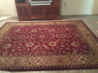 Thick  8'/11'  carpet