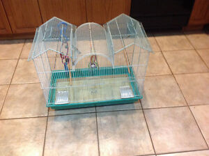 BIG CAGE FOR FINCHES, CANARIES,LOVEBIRDS, ETC... Sarnia Sarnia Area image 4