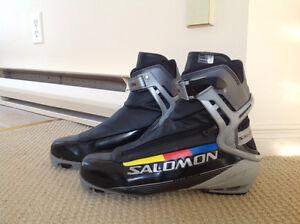 Bottes de ski de fond pour le skate