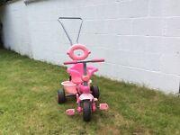 Trike pushalong