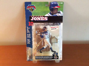 McFarlane Chipper Jones Series 1 Big League Challenge