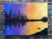 PAINT NIGHT with Hespeler Spaces in Cambridge