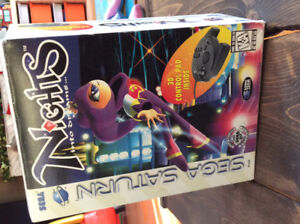 Seat Saturn Nights Into Dreams w/ 3D controller