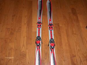 120cm  Rossignol skiis