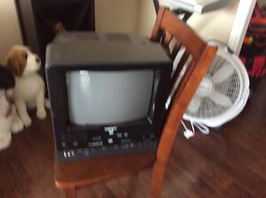 DVD and VCR Combo