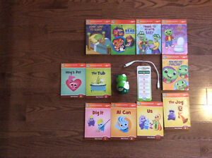 Leapfrog scout and books