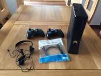 Xbox 360S 250Gb in very good condition