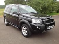 Land Rover Freelander 2.0Td4 2006 Adventurer GENUINE 95K, JAN MOT