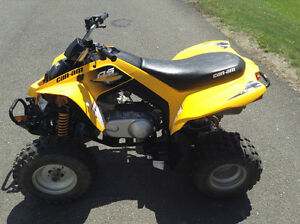 2015 CAN AM DS250