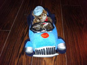 Infant Plush Bear in a Car Toy Kingston Kingston Area image 2