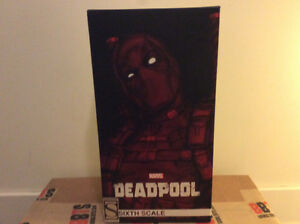 1/6 Scale Marvel Action Figure - Deadpool SIDESHOW EXCLUSIVE