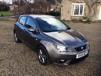 SEAT Ibiza 2015 1.2 TSI I-TECH 105PS
