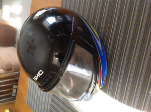 SNOWMOBILE HELMET XL