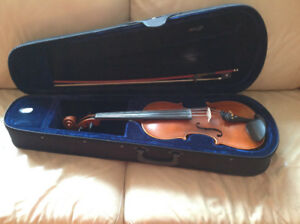 Viola 15.5 inch(bow and case)