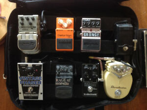Loaded Pedaltrain