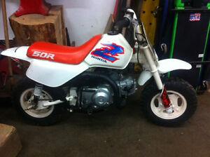 Honda z50 R.
