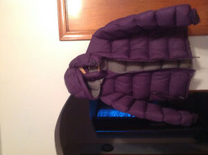 MEC downfilled winter jacket new condition