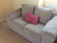 Two 2/3 seater sofas for sale
