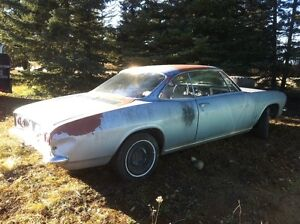 CORVAIR PARTS FOR SALE