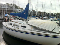 27' Catalina for Sale