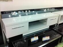 1.8m High Gloss TV Cabinet Entertainment Unit White or Black X21 Riverstone Blacktown Area Preview