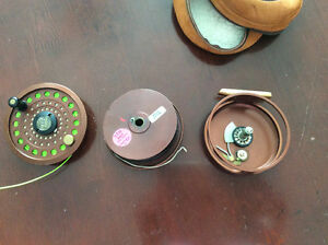 FLY FISHING EQUIPMENT      ORVIS AND LOOMIS