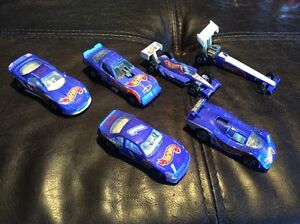 BUBBA - Hot Wheels, Chrome Oscar Meyer, etc. #008